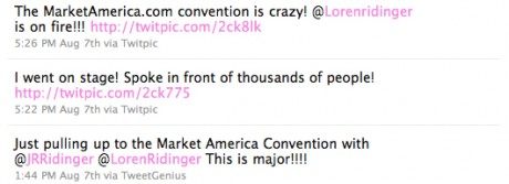 Market America Bigger, Better, Faster The Power of Social Media 3