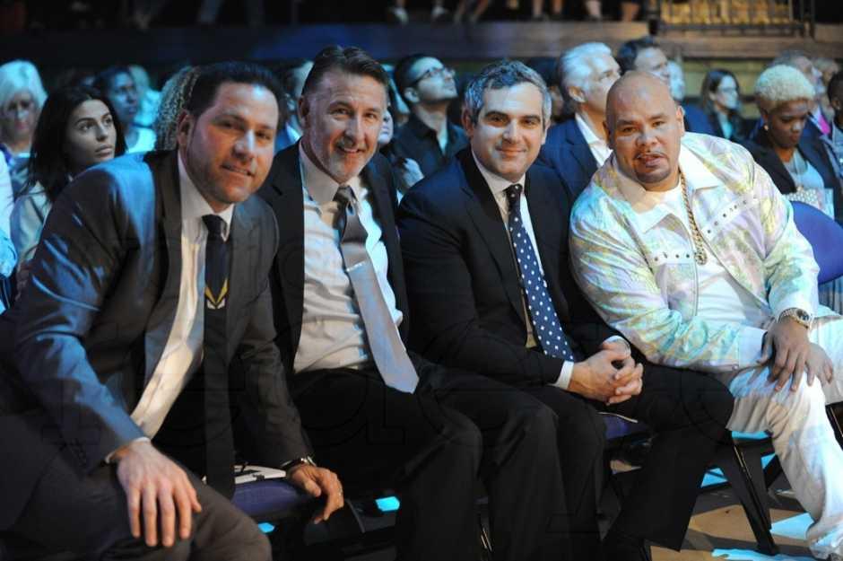 Marc Ashley, Jim Winkler, Andrew Weissman, & Fat Joe