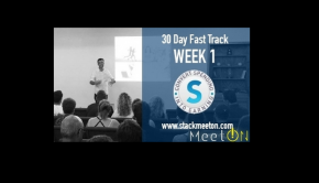 Week 1   30 Day Fast Track   MeetON.com
