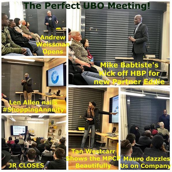 UK meetings