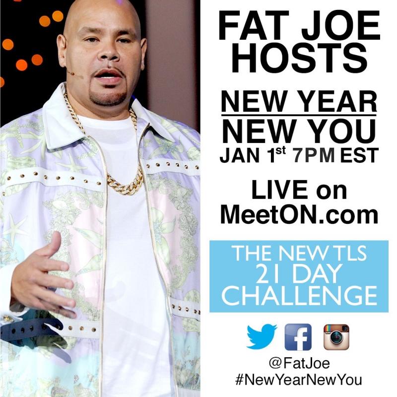 Fat Joe NYNY Flyer