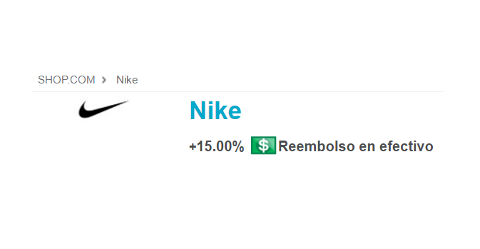 SHOP Mex Nike