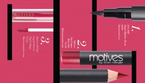 milk and heels - motives lip crayon and all day